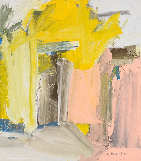 Willem de Kooning (1904-1997) Door to the River, 1960